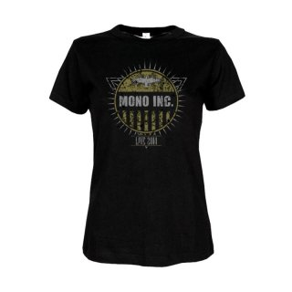 Ladies shirt MONO INC. Festivals 2014