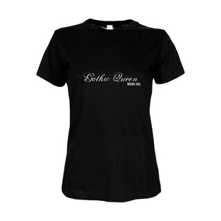 Girl-Shirt Gothic Queen