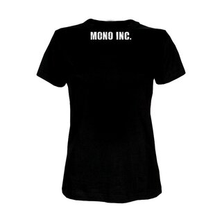 Ladies Shirt MONO INC. Raven Classic S