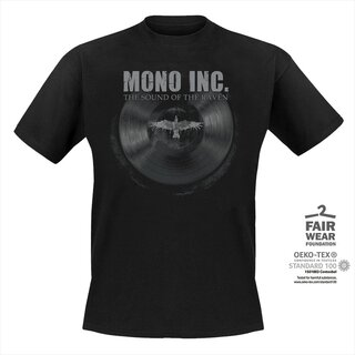 T-Shirt MONO INC. The Sound Of The Raven