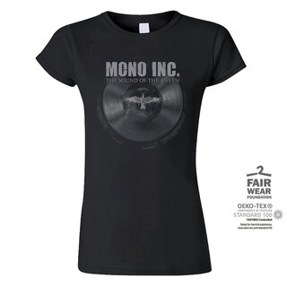 Girl-Shirt MONO INC. The Sound Of The Raven