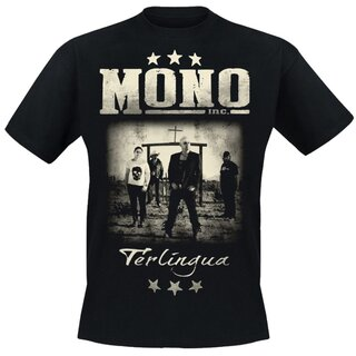 T-Shirt MONO INC. Terlingua S