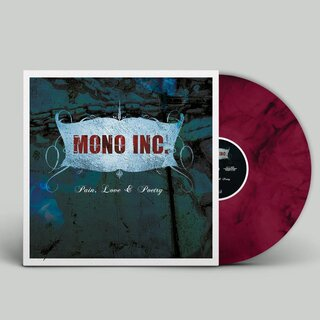MONO INC. - Pain, Love & Poetry (Vinyl)