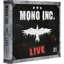 MONO INC. - LIVE - (2CD Deluxe Digipak)