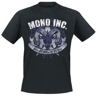 T-Shirt MONO INC. Children Of The Dark S