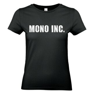 Girl-Shirt MONO INC. Typo
