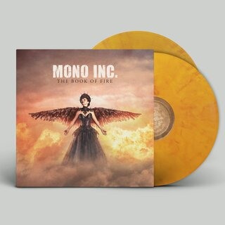 MONO INC. - The Book of Fire (Doppel-LP)