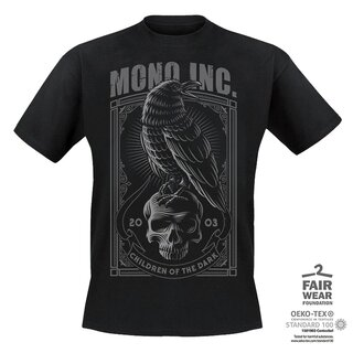 T-Shirt MONO INC. Children Of The Dark 2020