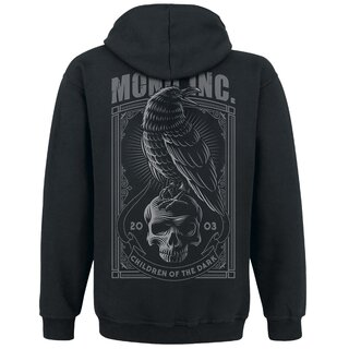 Zipped-hoodie MONO INC. Children Of The Dark 2003