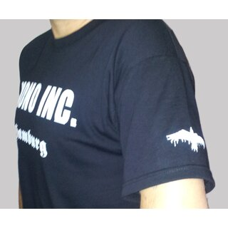 T-Shirt MONO INC. Hamburg S
